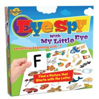I Spy With My Little Eye Family Game