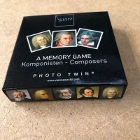 Memory Game: Composers