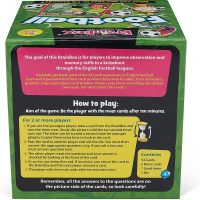 BrainBox Football (55 cards) – Refresh