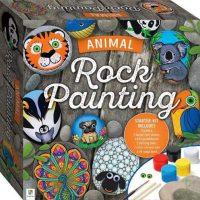 Animal Rock Painting