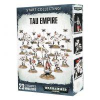 Warhammer 40k: Start Collecting! T'au Empire