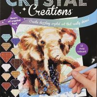 Crystal Creations Elephant