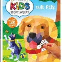 Sticker Mosaics Cute Pets