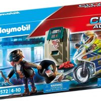 Playmobil City Action Police Bank Robber Chase 70572