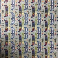 Children's Assorted Gift Wrap Sheets 50-70cm